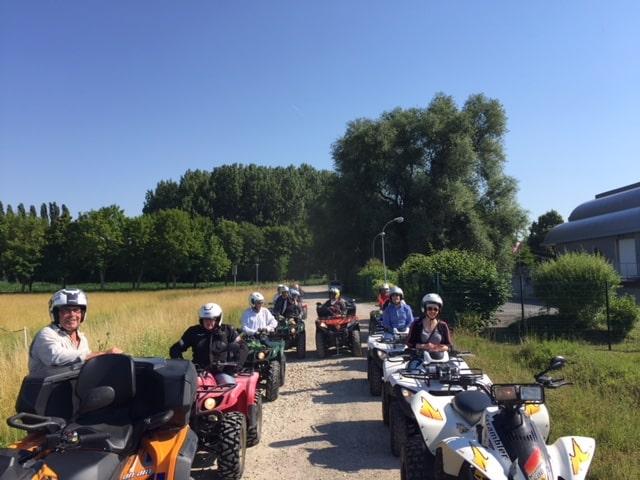évènement séminaire quad groupe