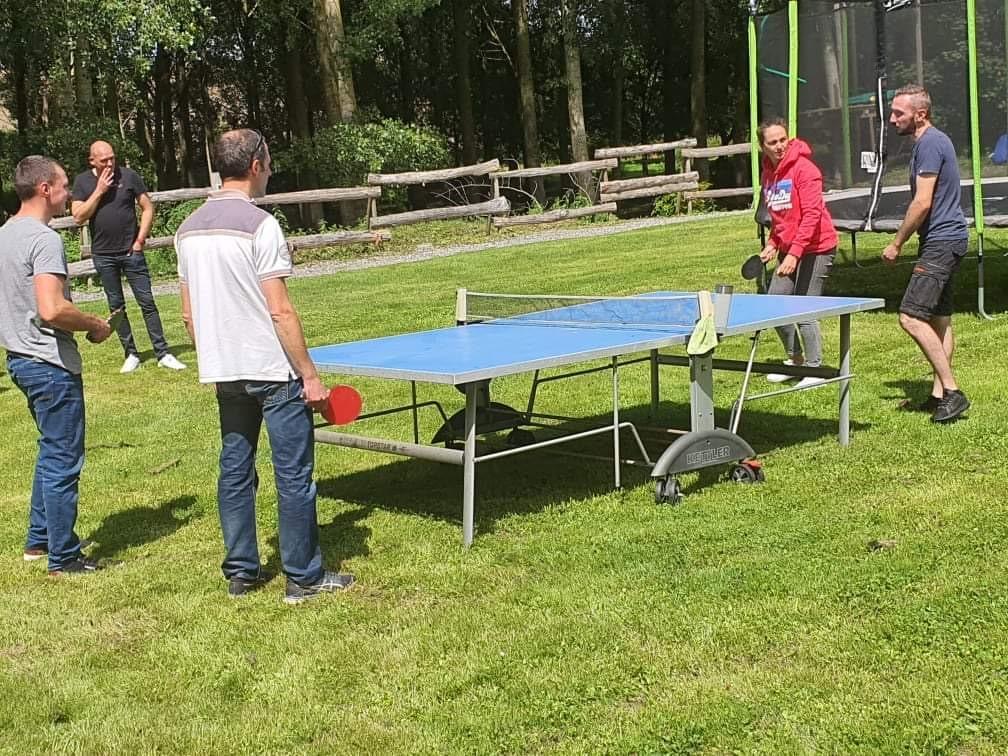 randonnée en quad - ping pong